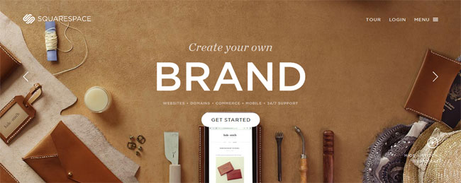 Squarespace_Engaging_Landing_Page