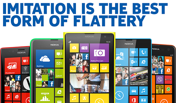 nokia_imitation_advertisement