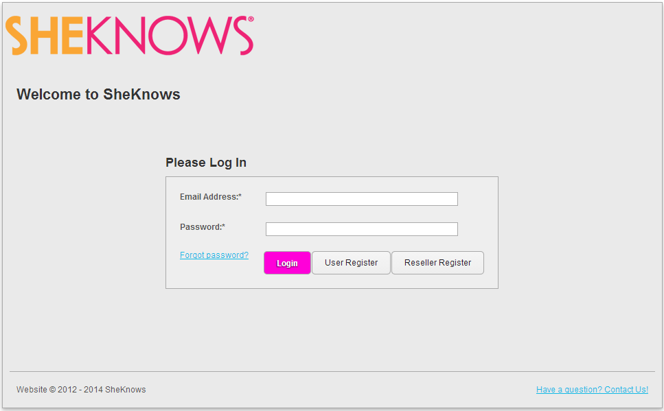 SheKnows Advertising Reseller