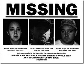 blair_witch_missing_poster guerrilla advertising