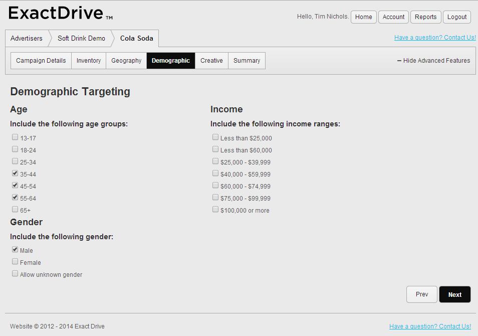 demographic_targeting_exactdrive