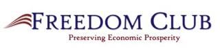 Freedom club PAC logo