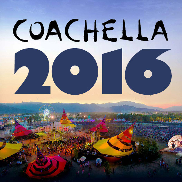 Coachella 2016 entrance