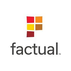 factual location targeting logo