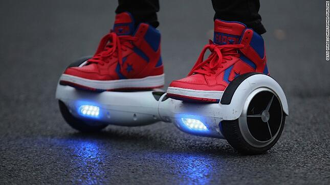 hoverboards for transportation