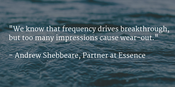 Andrew Shebbeare, Partner at Essence