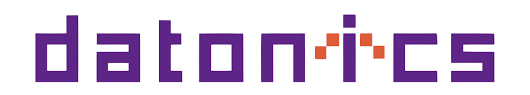 Datonics logo